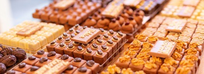 bonbons maken luxe